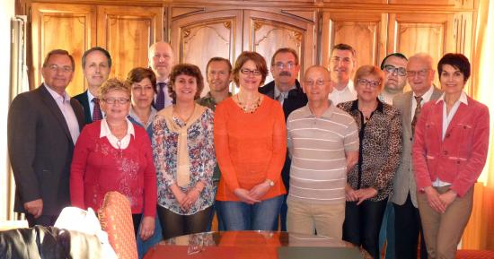 Conseil municipal d'Osthofen