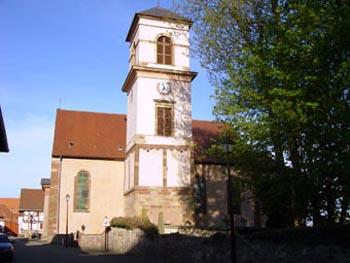Eglise d'Osthoffen