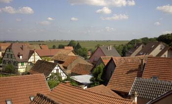 toits d'Osthoffen